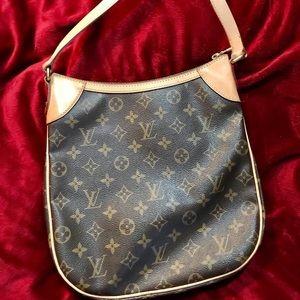 Authentic Louis Vuitton ODEON PM